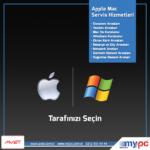 Apple Mac bilgisayara Windows işletim sistemi kurulumu nasıl yapılır?
