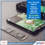 HDD sürücüyü SSD ile değiştirme zamanı geldi mi?