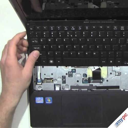 acer laptop klavye değişimi