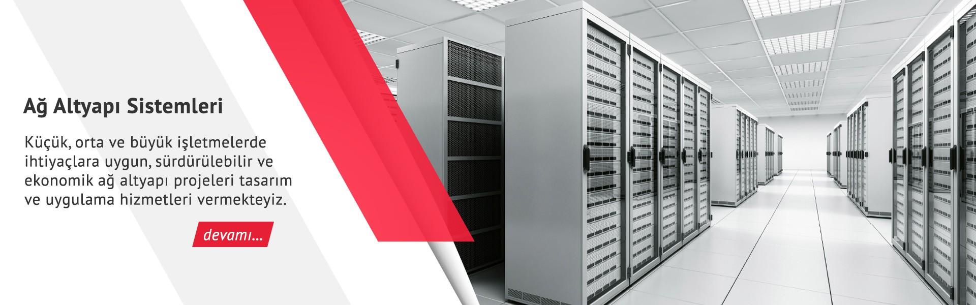 ağ altyapı sistemleri