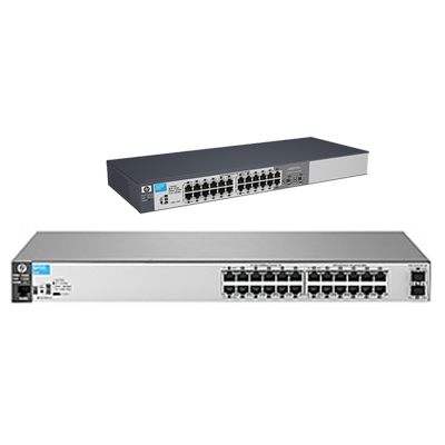 hp 24 port switch