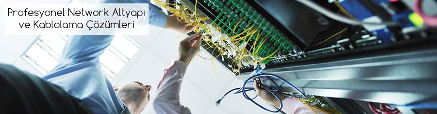 network altyapı ve kablolama