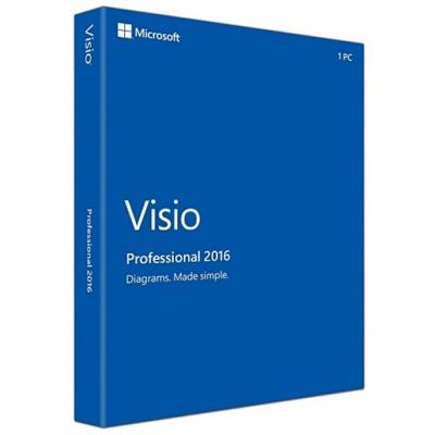 microsft visio 2016