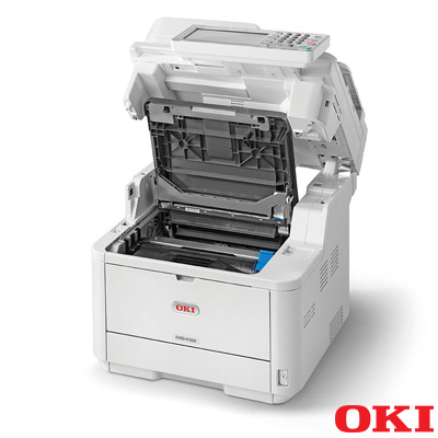 oki MB492DN all in one yazıcı fax fotokopi