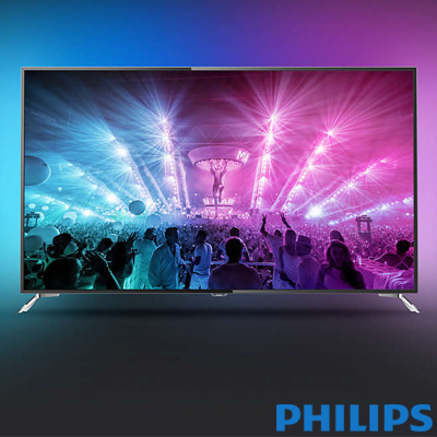 philips 75PUS7101 4k akıllı televizyon