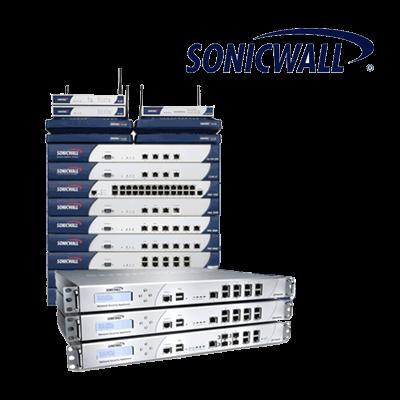 sonicwall firewall cihazları