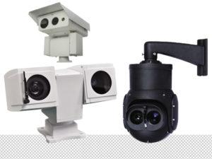 lazer ptz kameralar