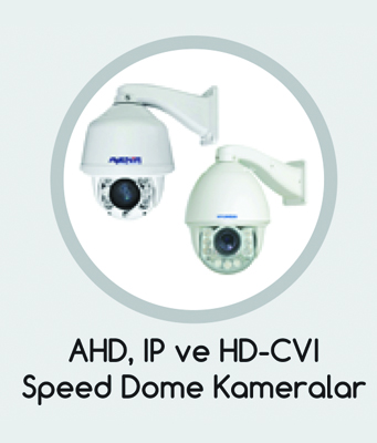 speed dome kamera