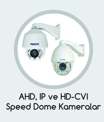 speed dome kamera