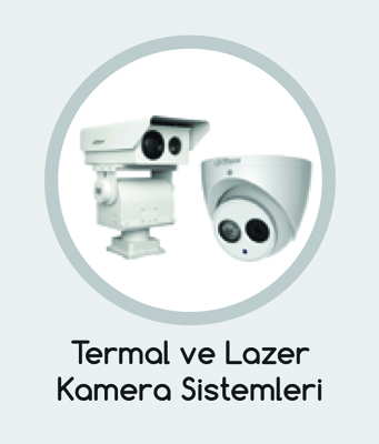 termal ve lazer kamera sistemleri