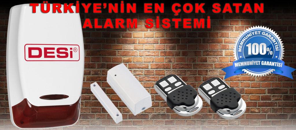 desi alarm sistemi