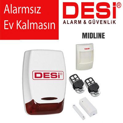 desi midline alarm sistemi