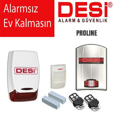 desi proline alarm sistemi