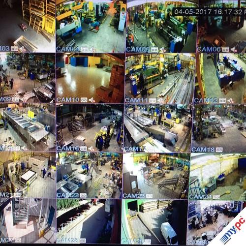 bigtem güvenlik kamera sistemi referans proje