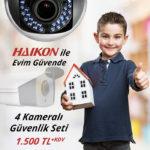 haikon ile evim güvende kampanyası