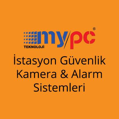İstasyon Güvenlik Kamera & Alarm Sistemleri