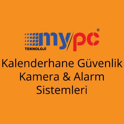 Kalenderhane Güvenlik Kamera & Alarm Sistemleri