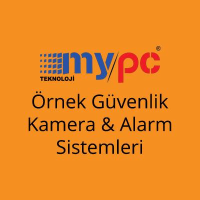 Örnek Güvenlik Kamera & Alarm Sistemleri