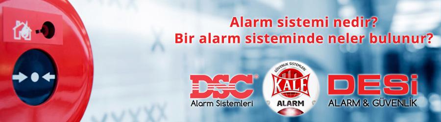 alarm sistemi nedir içinde neler var