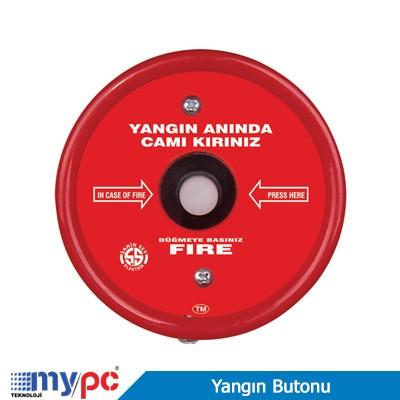 yangın butonu