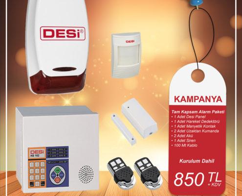 Desi Alarm Kampanyası