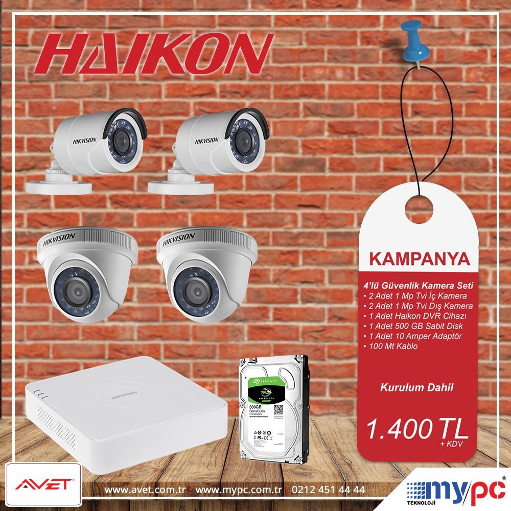 haikon kamera kampanyası