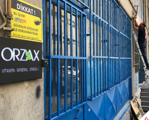 Orzax & Nuvita İlaç ve Kimya Sanayi