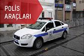polis aracı araç kamera