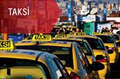 taksi araç kamera