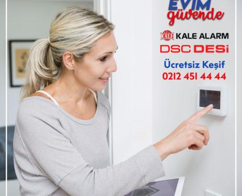 ev ve işyeri hırsız alarm sistemleri