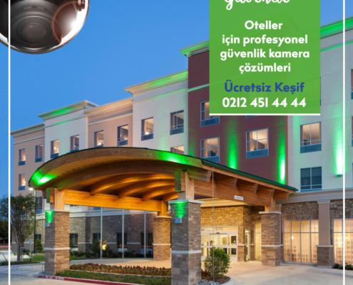 Otel güvenlik kamera sistemleri nasıl olmalıdır?