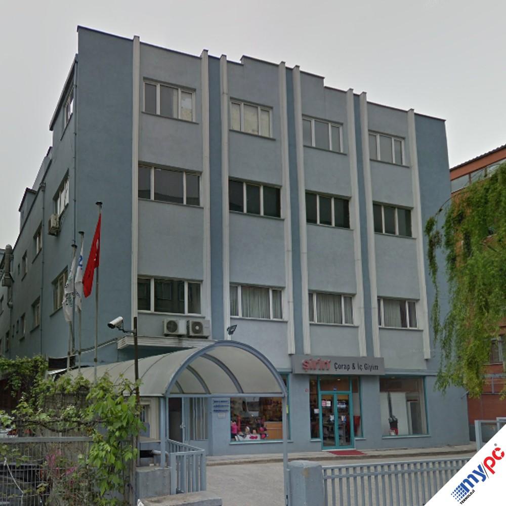 Gönültaş Çorap - Yenibosna Fabrika