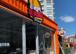 Burger Yiyelim - Esenyurt