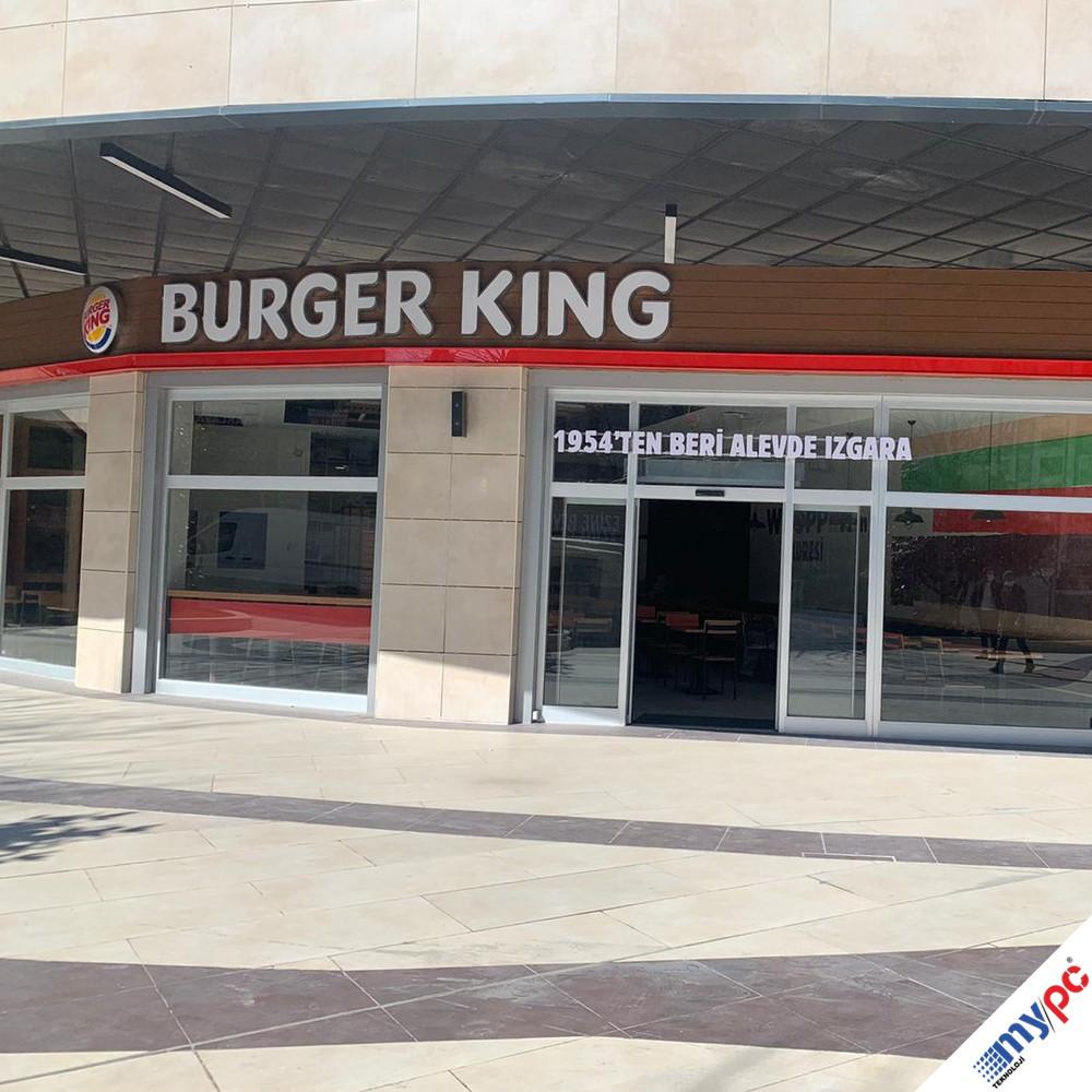 Burger King - Bağcılar