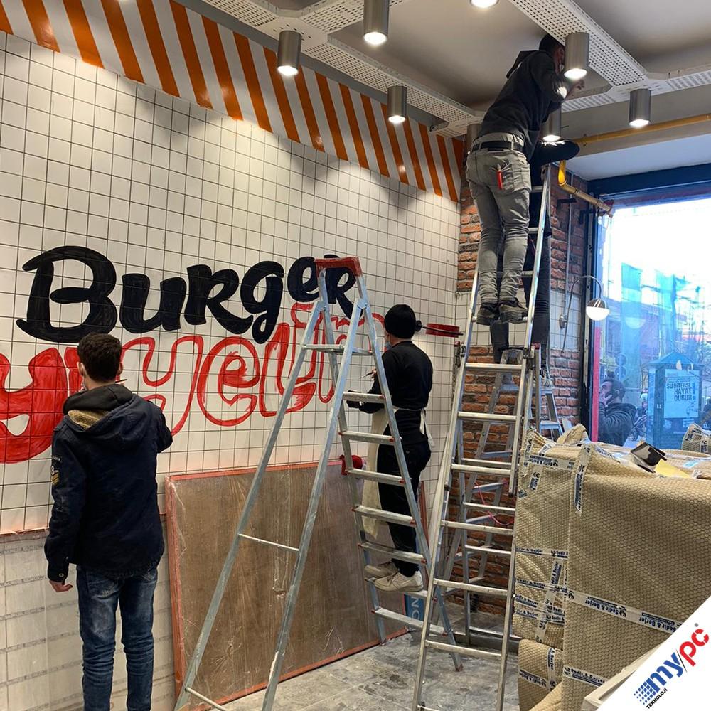 Burger Yiyelim - Eskişehir
