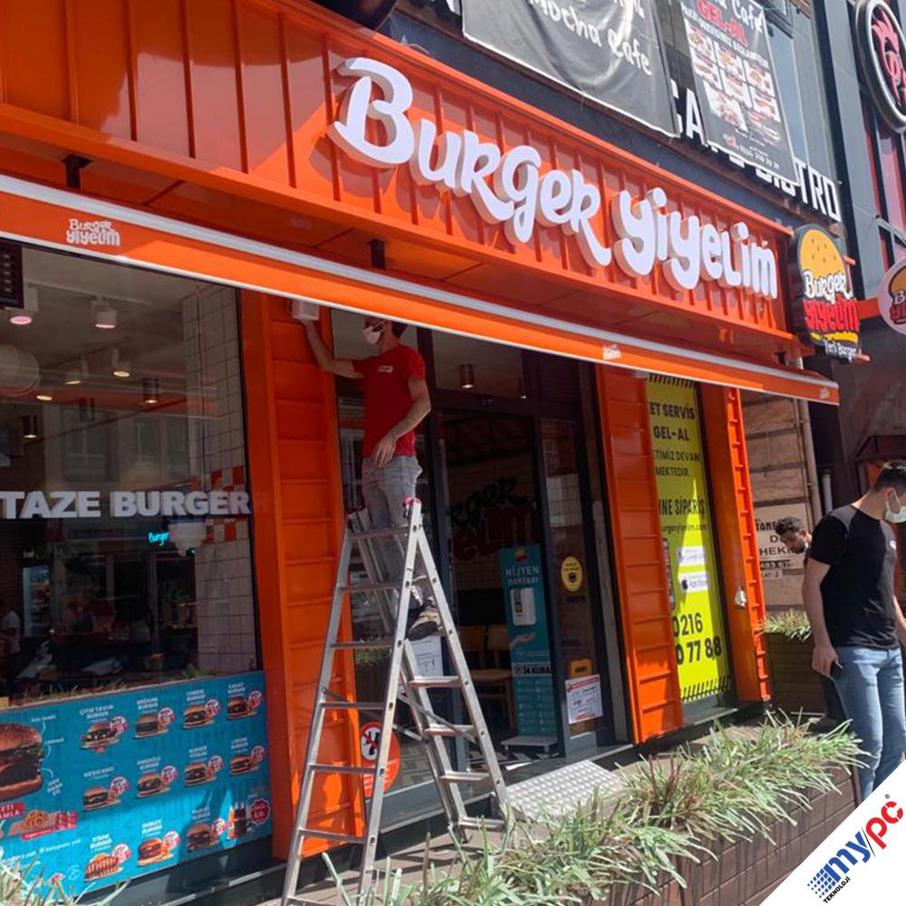 Burger Yiyelim - Pendik