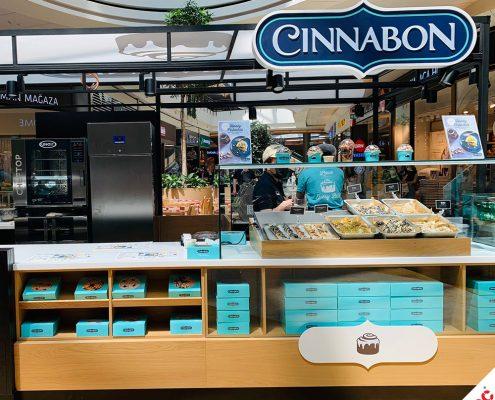 Cinnabon - Mall Of İstanbul AVM